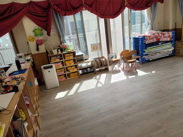 2歳保育室