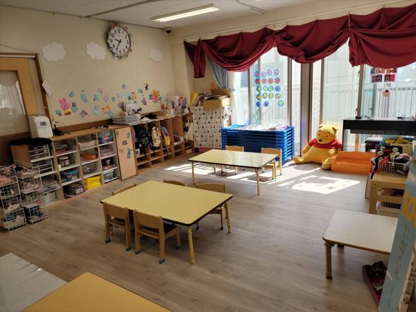3・4・5歳保育室